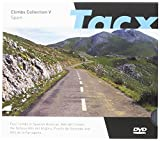 Tacx Real Life Video: Climbs Collection V-Spain for VR Trainers For Sale