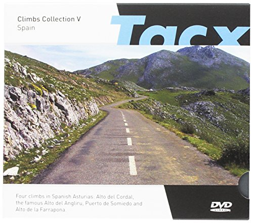 Tacx Real Life Video: Climbs Collection V-Spain for VR Trainers