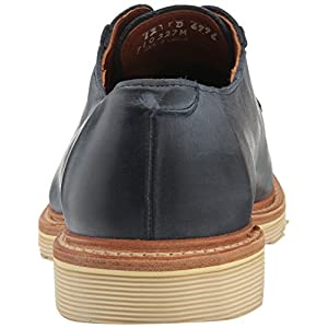 Allen Edmonds Men's Cove Drive Oxford, Navy Leather, 8 D US