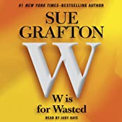 W Is for Wasted: A Kinsey Millhone Mystery | Sue Grafton