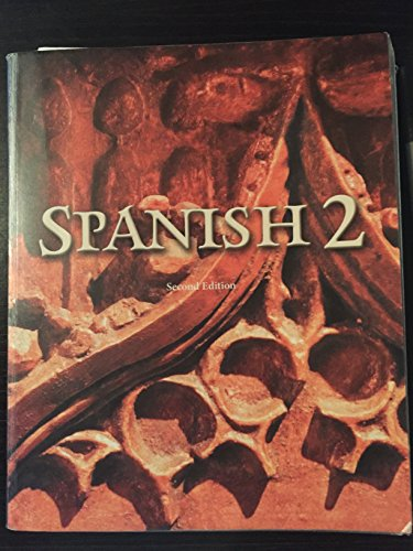 Spanish 2 Student Text Gr 9-12 (Dave Marketplace)