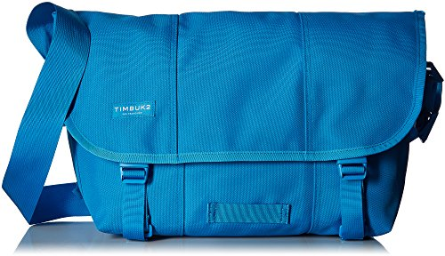 Timbuk2 Classic Messenger Unicolor Bag, Aquatic, Small