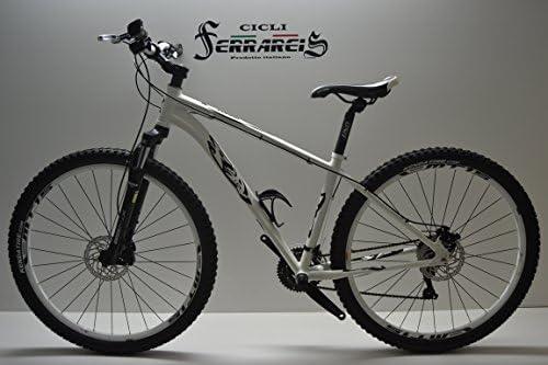 MTB 29/bicicleta MTB 29/MTB y bicicleta MTB/MTB 29 Blanca y Negro ...