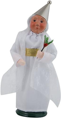 Byers Choice Spirit of Christmas Past Caroler Figurine 2116A from A Christmas Carol