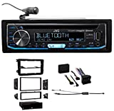 10 amp power line filter - JVC CD Receiver w/Bluetooth USB/iPhone/Android/XM for 2010-2014 Volkswagen Jetta