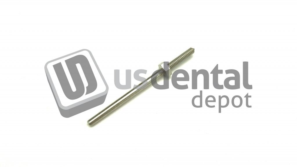 KEYSTONE - Mandrel Spiral with / Hex Nut - Shank : 0.094in ( 3mm ) - S 034-1520080 Us Dental Depot