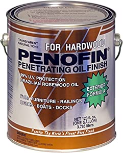 Penofin Exotic Hardwood Exterior Wood Stain