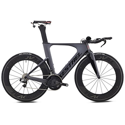Kestrel 5000 SL SRAM RED eTap Triathlon Road Bike - 2017 60 GREY Kestrel