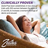 Zestra Essential Arousal Oils - 3 Single Dose