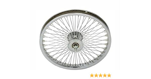 "FAN wheelset 16/"" x 1.75 Steel  72 Spokes Lowrider Beach Cruiser New"