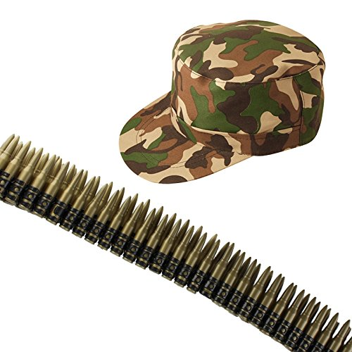 army accessories for fancy dress - 1