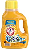 Arm & Hammer Liquid Laundry Concentrate plus OxiClean Detergent, Fresh Scent, 43.75 Ounce (Pack of 2)