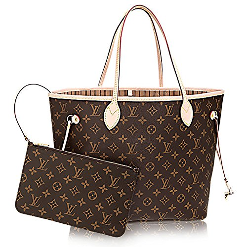 authentic-louis-vuitton-neverfull-mm-monogram-canvas-beige-handbag-articlem40995