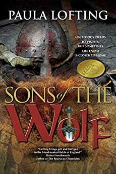 Sons of the Wolf: (Sons of the Wolf : Book One 1) by [Lofting, Paula]