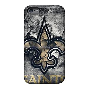 Protective Hard Phone Covers For Apple Iphone 6s Plus (NVK2968ARsY) Customized Stylish New Orleans Saints Pictures