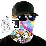 Shannon Brownrices Headband Dab Dabbing Panda Unicorn Dog Freetoedit Versatile Sport Headwear for Men and Women,Resist Ultraviolet Ray.