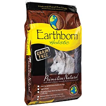 Earthborn Holistic Primitive Natural Grain Free 28 lb