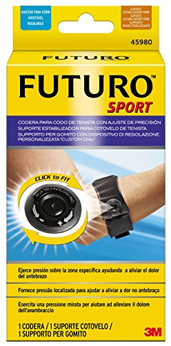 Future YP203001059 45908IE Custom Dial Sport Support for Elbow