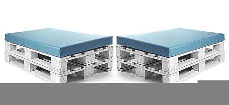 SUENOSZZZ - Asiento cojin para palets (2 x Unidades) Cojin ...