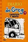 Diario de greg 9: carretera y man. Ebook par Jeff