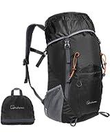 Outdoor Hiking Backpack, Vitalismo Lightweight Packable Backpack