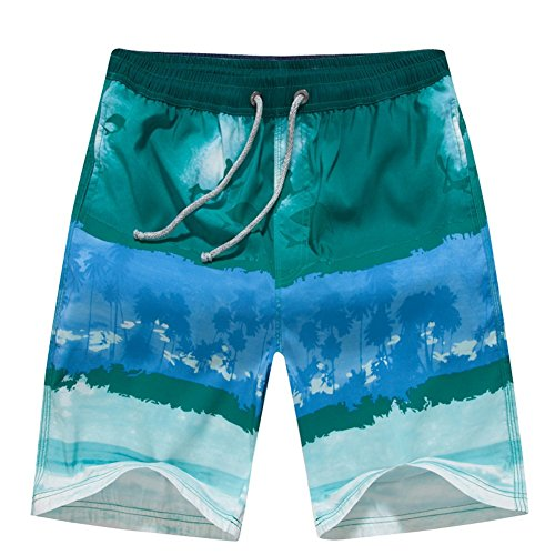 ALiberSoul Summer Shorts Gradient Boardshorts product image