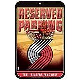 NBA Portland Trailblazers 11-by-17 inch Sign