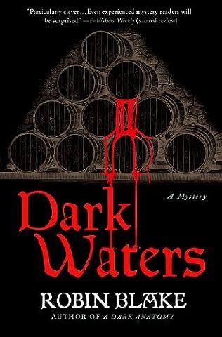 Dark Waters Cragg Fidelis Mystery Book 2 By Robin Blake