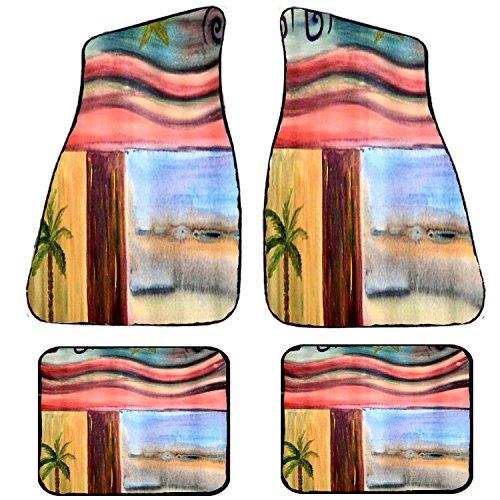 car mats beach - 8