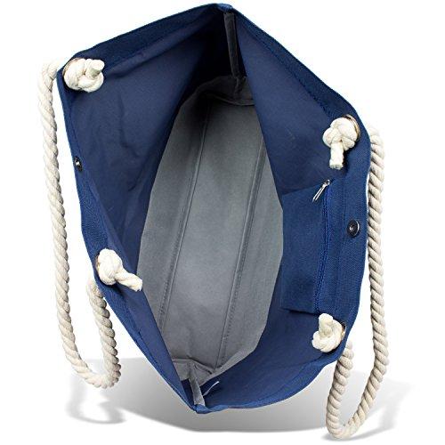 Disponibles Couleurs Noorsk Marine nbsp;xlPlusieurs Bleu Sac De Plage qUMSzVpG