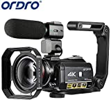 ORDRO 4K Camcorder Image