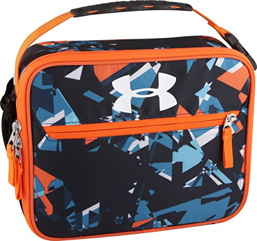 Under Armour Lunch Box, Orange Fracture (Orange Lunch)