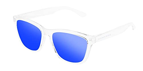 3bc2aa400f Hawkers OTR10 Gafas de sol, Unisex Adultos, color Blanco, 6 mm ...