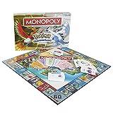 Pokemon Monopoly Board Game Best Deals - Monopoly: Pokémon Johto Edition Board Game