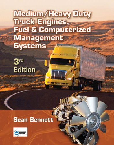 Medium/heavy Duty Truck Engines; Fuel and Computerized Management Systems