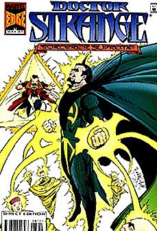 with Doctor Strange Comic Books design