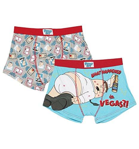 Family Guy Boxer Shorts - 4
