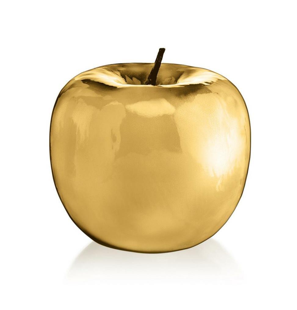 WIEDEMANN Big Apple Wax, Gold, 27x 24.5cm