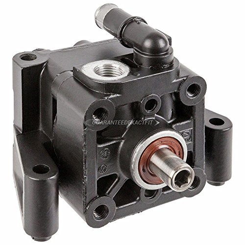 Remanufactured Power Steering Pump For Jaguar S-Type 3.0L V6 2000-2008 - BuyAutoParts 86-01246R Remanufactured