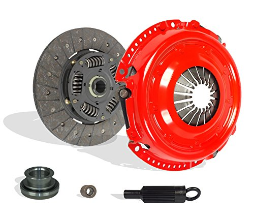 - Clutch Kit Works With Chevy Camaro Corvette Pontiac Firebird Trans AM Berlinetta Sport Z28 Base S/E Iroc-Z Formula LT RS 1983-1992 5.0L V8 GAS OHV Naturally Aspirated (Stage 1)