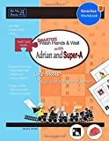 Smarties Wash Hands & Wait with Adrian and Super-A: Life Skills for Kids with Autism and ADHD (Smarties Workbook)