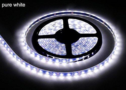 Led strip lightingwaterproof led flexible light strip with 300 meili led strip lightingwaterproof led flexible light strip with 300 smd3258 ledpack of 164ft5 meter mozeypictures Gallery