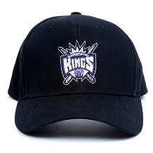 NBA Sacramento Kings LED Light-Up Logo Adjustable Hat