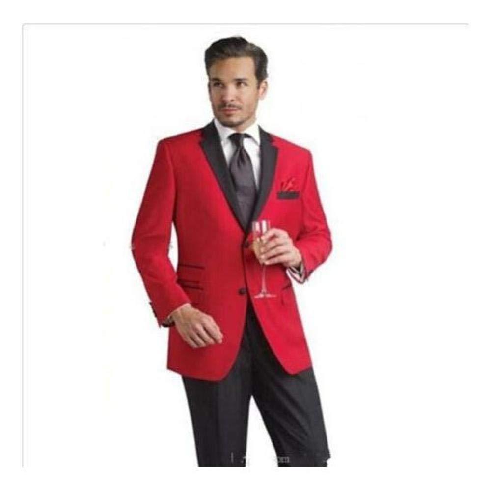 Amazon.com: FidgetGear - Traje de novio para hombre, color ...