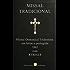 Missal Tradicional: Missal Dominical Tridentino em latim e português, 1962.
