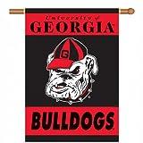 Georgia Bulldogs 2-Sided 28″ X 40″ Banner W/ Pole Sleeve