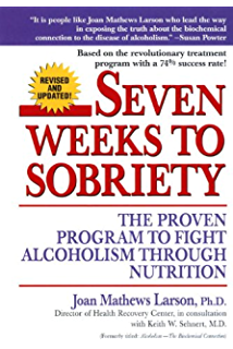 Depression free naturally 7 weeks to eliminating anxiety despair seven weeks to sobriety the proven program to fight alcoholism through nutrition fandeluxe Gallery