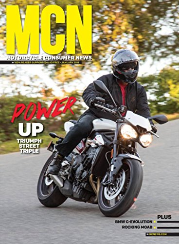 Magazines : Motorcycle Consumer News