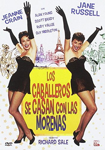 Gentlemen Marry Brunettes [ NON-USA FORMAT, PAL, Reg.0 Import - Spain ]]()