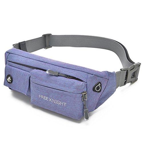FREEMASTER Sports Waist Bag Waterproof Fanny Pack Running Belt Bum Bags for Women Man Travel iPhone 6S 6 Plus Money Pouch Lumbar Packs - Cheap Uk Sunglasses Mens